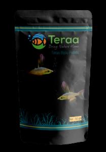 Teraa Small Fish Food  – Bijou Pellets