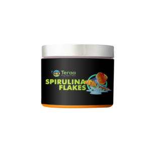 Teraa Spirulina Flakes